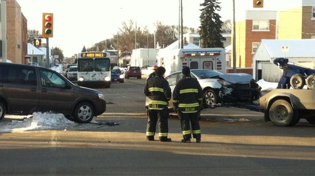 Inkster and McGregor crash in Winnipeg