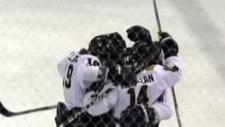 Dalhousie University women's hockey team suspended