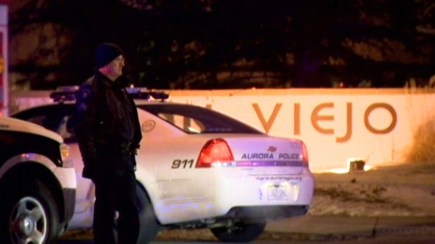 Standoff in Aurora, Colo. ends in four deaths