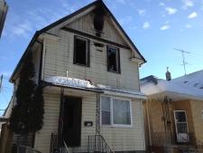 Victor Street fire