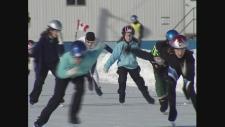 CTV Ottawa: Katie Griffin on skating season