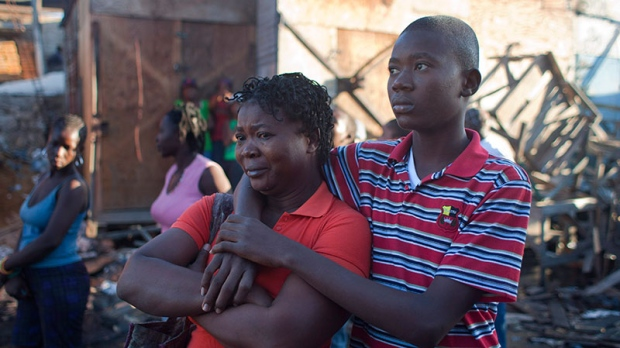 Canada says no new aid funding for Haiti