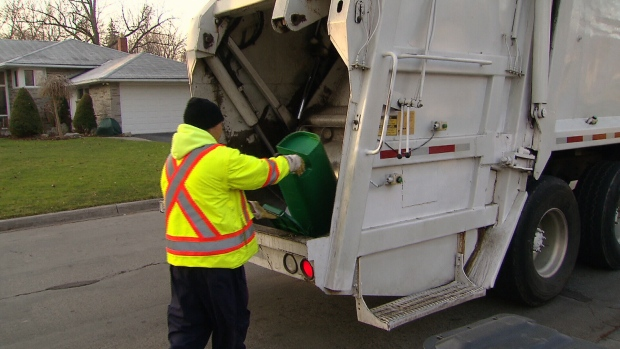 Toronto searching for garbage strategy