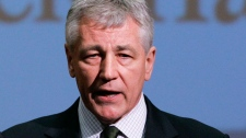 Obama to nominate Hagel for defense secretary