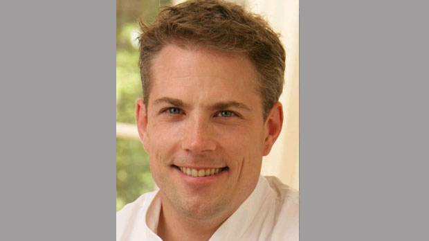 Chef Jonathan Gushue pictured in this handout photo.