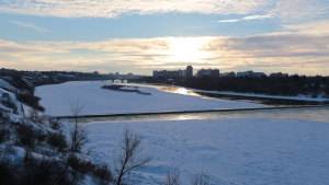 Saskatoon is seen here in this CTV file photo.