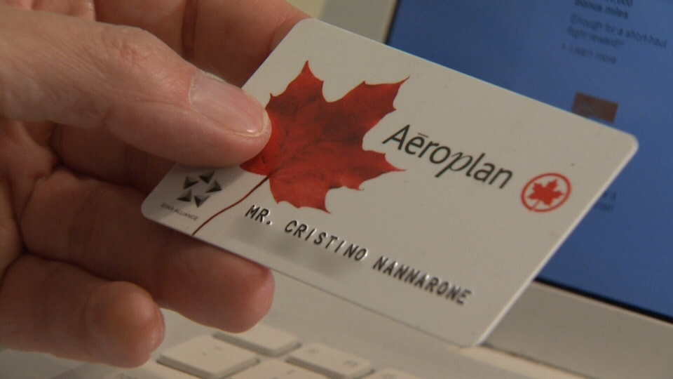 A class action lawsuit is underway against Aeroplan. Jan. 9, 2013. (CTV)