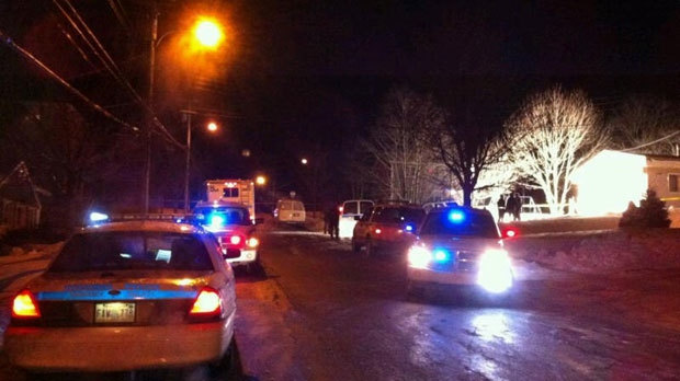 Halifax police are investigating after a man was shot in a Dartmouth neighbourhood Monday.