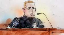 Justin Grizzle testifies at James Holmes trial