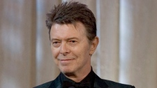 David Bowie preps for first album in 10 years
