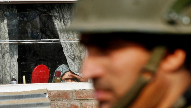 India alleges Pakistani soldiers killed 2