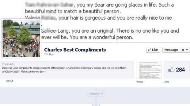 charles best compliments