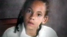 An undated image of Ephraim Brown, who was 11 when he was shot to death in July 2007.