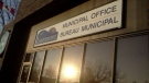 The Lakeshore Municipal Office shown in this file photo in Lakeshore, Ont., Monday, Jan. 7, 2013. (Adam Ward / CTV Windsor)