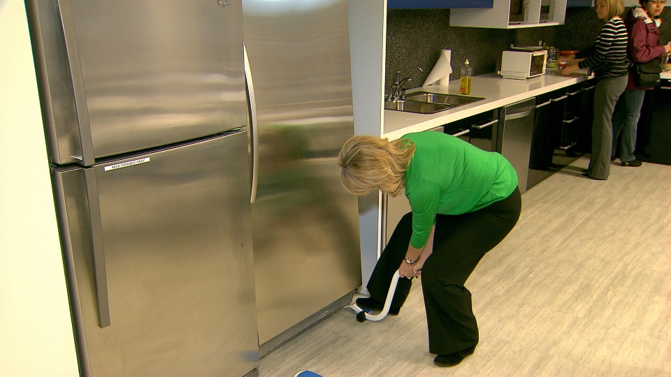 Can Ez Moves Really Help You Lift A Refrigerator By