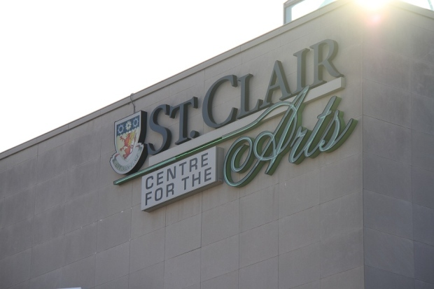St. Clair Centre for the Arts