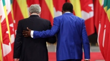 Harper turns down Mali military mission
