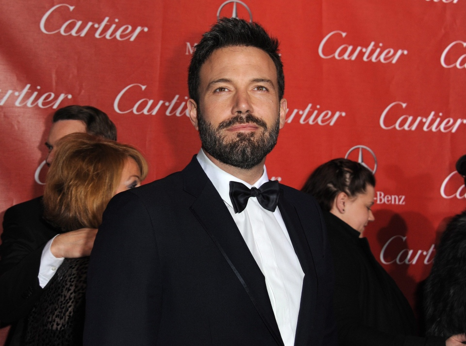 Ben Affleck will play the new Batman in the new 'Man of Steel' film. (Jordan Strauss / Invision)