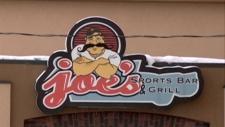 Joe Dogs sports bar