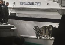 Dozens injured in NYC ferry crash