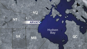 CTV National News: High stakes in the Arctic