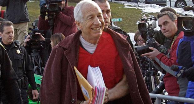 Jerry Sandusky, Penn State, Trial, Abuse