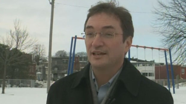 Former councillor Donnie Snook was arrested at his Martha Avenue home in Saint John on Jan. 9, 2013.
