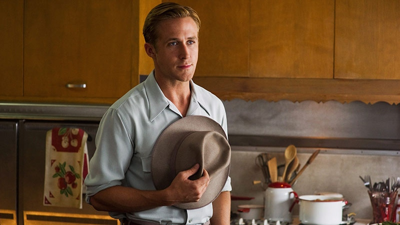 Ryan Gosling, as Sgt. Jerry Wooters in Warner Bros. Pictures Canada's 'Gangster Squad'
