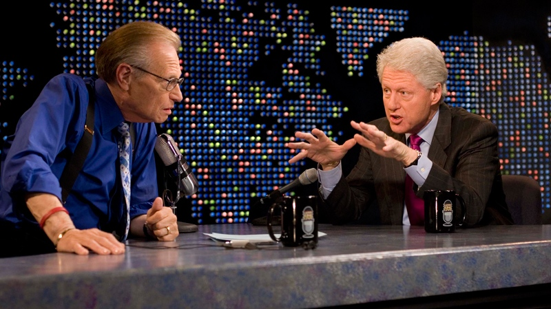 After 25 years, Larry King giving up his CNN throne | CTV News
