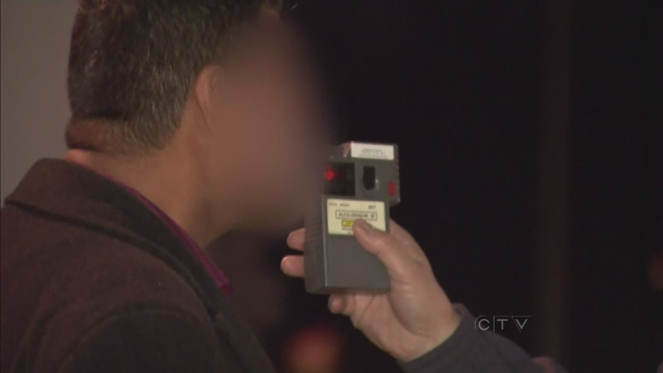 CTV BC: Impaired driving on the rise in B.C.
