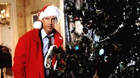 Clark Griswold is one man who understands the value of a good rum and eggnog when enduring less than charming Christmas guests.