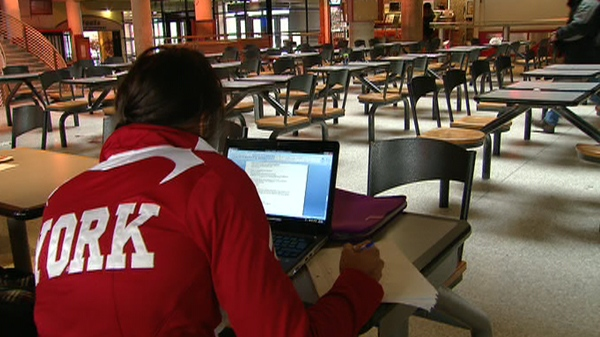 York University reopens Keele campus on Wednesday after exam week was disrupted by a major fire.