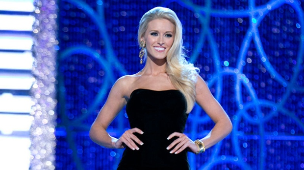 Miss American Allyn Rose double mastectomy