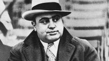 Chicago mobster Al Capone