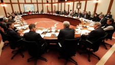 PM meets with First Nations leaders