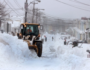 Newfoundland becomes the target of winter storm