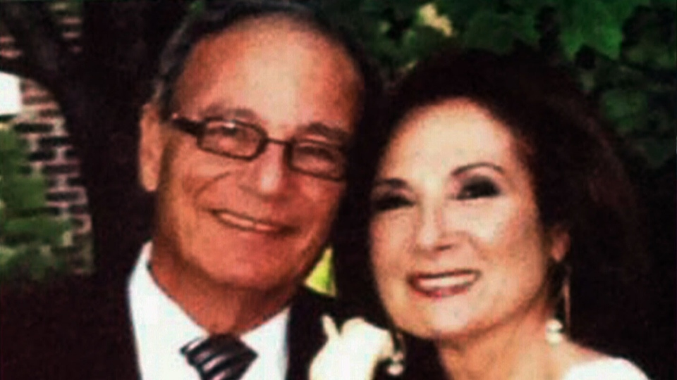 The bodies of David Pichosky, 71, and Rochelle Wise, 66, were discovered by a neighbour on Thursday, Jan. 11, 2013.