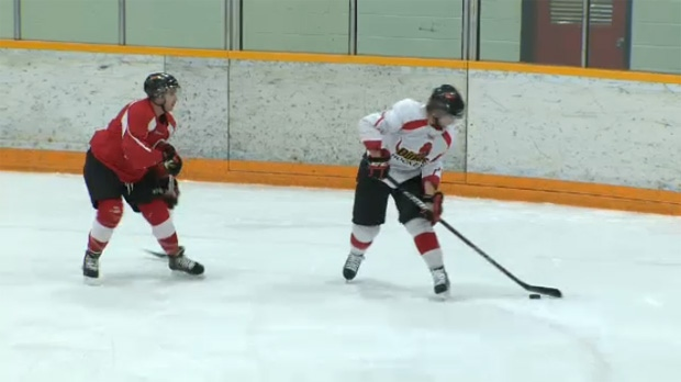 Kevin King has played a major factor in the U of C Dinos recent winning streak