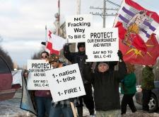 Idle No More protests continue
