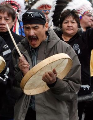 Idle No More digital extra