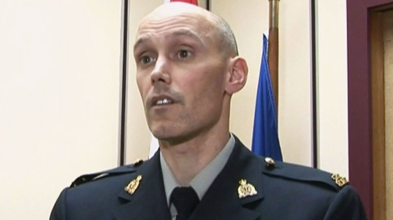 RCMP Cpl. Craig Douglass said police determined the victims were targeted and lured to an apartment building where they were assaulted by a group of people.