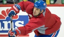 Scott Gomez, Montreal Canadiens