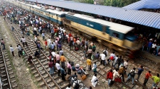 Canadian student killed by Bangladesh train