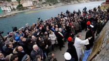 Anniversary of Costa Concordia shipwreck