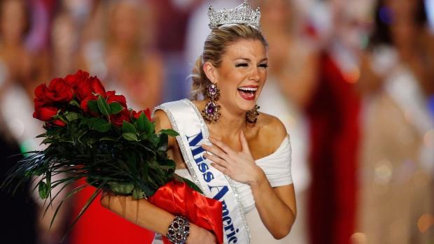 Miss New York Mallory Hytes Hagan
