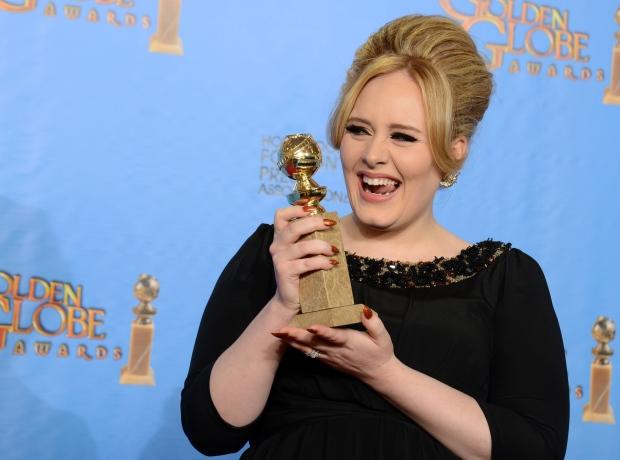 Adele Golden Globes