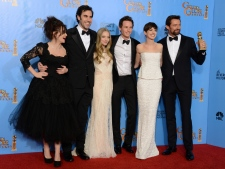 'Les Miserables' best musical-comedy Golden Globes