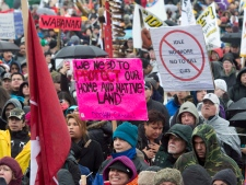 Idle No More protests to ramp up