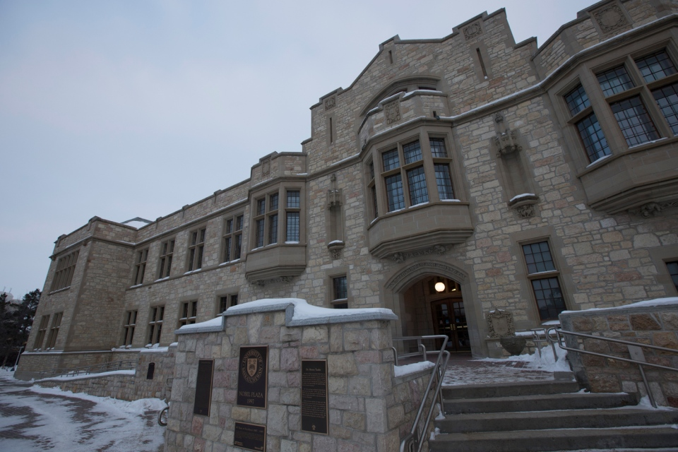 The Peter MacKinnon Building is one of the most recognizable buildings on the University of Saskatchewan campus.