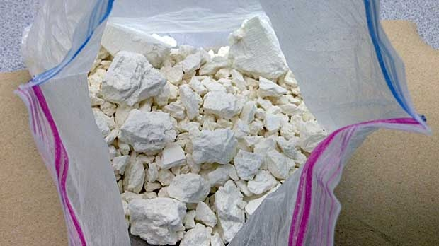Cocaine bust